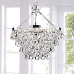 Shop for Indoor 5-light Luxury Crystal Chandelier. Get free shipping at Overstock.com - Your Online Home Decor Outlet Store! Get 5% in rewards with Club O!