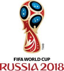 2018 FIFA WORLD CUP RUSSIA official emblem revealed at International space station Update Sports News Footbal