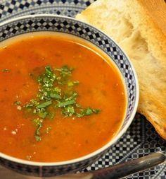 孤独のグルメに登場!モロッコ風スープ「ハリラ」のレシピ - macaroni