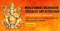 Get best astrology services by top astrologer Pandith Eshwar. Many people have benefited in thier lives from his services.