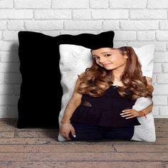 ariana grande red hair Pillow | Aneend