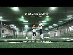 JK전권 Art Soccer Academy _ My favorite Student (아트 축구레슨)