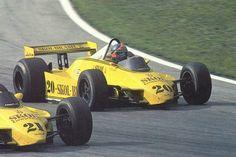 Fitti F8 - Equipe Fittipaldi (Emerson #20, Keke #21)