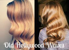 My Soul is the Sky: How to do Old Hollywood Waves