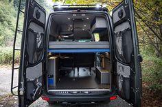 Diy Furniture Campervan Conversion Promaster