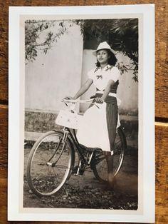Norah  - my maternal grandmother. She led a short, but adventurous life. Family history post.