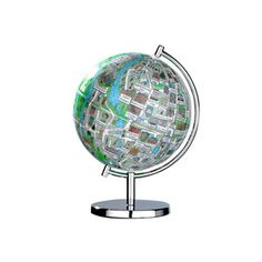 """Globe Of Oxford 6"""", $20, now featured on Fab."""