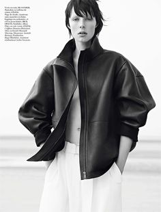 Edie Campbell for Vogue Paris November 2013