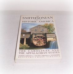 "BOOK The Smithsonian Guide to Historic America ""The Carolinas and the Appalachian States"" by Patricia Hudson, Sandra L. Ballard by SheCollectsICreate on Etsy"