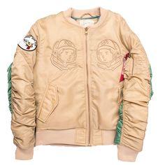 BB MA-1 Jacket