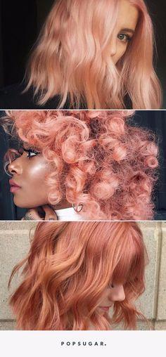 17 Photos Qui Prouvent Que le Blorange Va Être la Couleur de Cheveux la Plus Cool de L'année