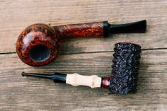 Six pipes from Taiwanese carver Jerry Zenn plus fresh pipes from J. Alan Tom Eltang and more. http://smokingpip.es/2skePVk