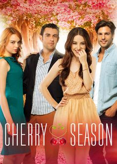 Cherry Season (2015) - An aspiring fashion designer's last-ditch effort to get her crush to notice her ends up pairing her with another man in a curious twist of fate.