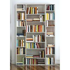 Tema Valsa 2012-007 Bookcase - Pure White - 9500.316647