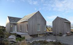 Cabin Vedvika in Lofoten. Architect: Stein Hamre arkitektkontor.