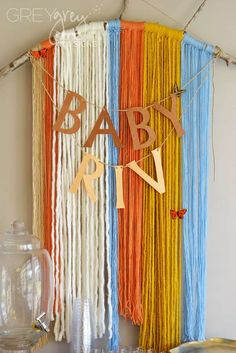 Brittany S's Baby Shower / Boho Chic, Butterfly, Bohemian, Vintage - Photo Gallery at Catch My Party Tribal Baby Shower, Butterfly Baby Shower, Baby Shower Vintage, Baby Boy Shower, Shower Party, Baby Shower Parties, Baby Shower Themes, Baby Showers, Hippie Baby