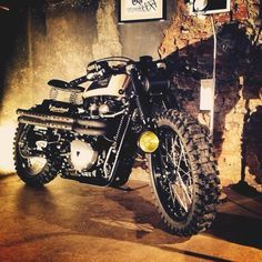 Triumph 900 Scrambler #motorcycles #scrambler #motos | caferacerpasion.com