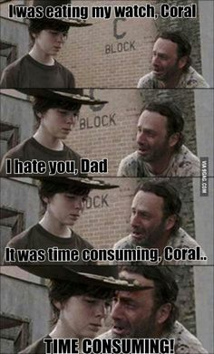 Coral gettin' real tired of your shit XD