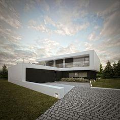 Dom w Radomierzycach / House in Radomierzyce