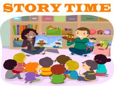 STORY TIME ROCKS! – EIJ402 Wednesday, May 3, 12 – 12:30 p.m., PRESCHOOL children ages 3 - 5 with an adult, no siblings We'll use movement, music and more to get excited about books!