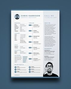 The Best Resume Templates For Word StagePFE - Resume free template 2017
