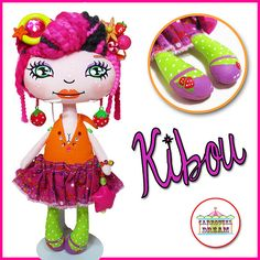 www.facebook.com/carrouseldreamdolls Kibou made by Carrousel Dream dolls I LOVE this doll!