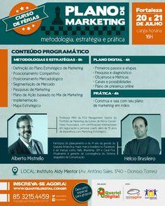 Quartel Digital lança curso de férias sobre Plano de Marketing em Fortaleza - .com/teúdo