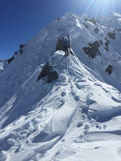Searching #powder in #Andermatt at #Geisberg  Welcome to the #freerider's #lodge and #hostel in #andermatt, #swiss #Alps  www.basecamp-andermatt.com  WE GOT SNOW ! :-)  #freeride #freeski #powder #switzerland #gemsstock #accommodation #ski #backcountry #offpiste #deep #steep #bigmountain #outdoor #fewo #guspis #gurschenstock #giraffe #natschen Andermatt, Big Mountain, Skiers, Swiss Alps, Winter Pictures, Mountaineering, Hostel, Snowboarding, Climbing