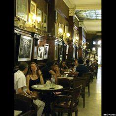 Café Tortoni. Los bares notables de Buenos Aires