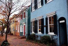 Georgetown, Washington D.C.