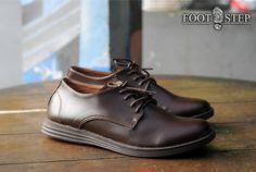 #Footstep Intro Darkbrown 40-44 IDR230.000  #Original Made in Indonesia  Send pic  size for order  #Onlineshop #ootdindonesia #igers #instanusantara #jualsepatu #resellerwelcome #fashionista #lifestyle #swag #supplier #firsthand #premium #supportlocal #Indonesia #localbrand #jakarta #bandung #surabaya #jogja #bali #sneakersmurah #sepatumurah