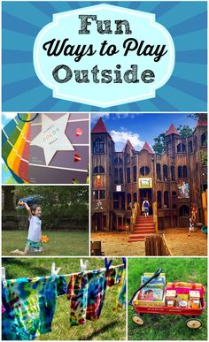 Fun Ways to Play Outside this Summer #KmartSummerFun #sponsored #ad