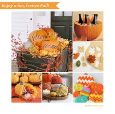 Fall Fun Inspiration | Amber Housley Living