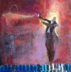 Dope or a Nope? Artist Painting, Figure Painting, Painting & Drawing, Abstract Drawings, Abstract Art, Spoke Art, Paintings I Love, Portrait Art, Figurative Art