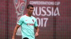 Ronaldo remains 'silent' amid tax evasion accusations By AFP Portugal national team forward Cristiano Ronaldo takes part in a train. Portugal National Team, Cup Games, Cristiano Ronaldo Cr7, Tv Times, Antara, Team S, Accusations, Manchester United, Fifa