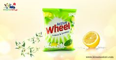 #Active #Wheel #Detergent #Powder Online at Kiraanastore.com. Great Offers and Discounts All Grocery Items.