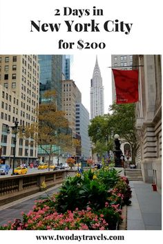 Budget Tips and Tricks for Visiting New York City, USA