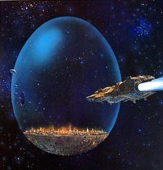 Moebius 'Futurs Magiques 2', 1983