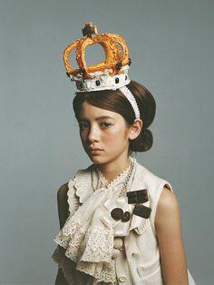 Photography | Little Girl Portrait | Artistic Image