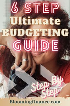 Do you want to learn how to budget? Read this simple Guide for the best tips on how to manage your finances Ways To Become Rich, How To Get Rich, How To Find Out, Financial Goals, Financial Planning, Money Tips, Money Saving Tips, Make Money Online, How To Make Money