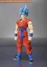 Bandai SHF S.H.Figuarts Dragon Ball Z Resurrection F God SS Gokou Goku Action Figure