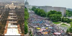 The Climate Rally Just Put Trump's Inauguration To Shame