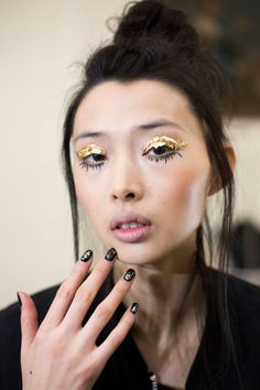 Nail Trends Fall 2016 | Fashion Week | POPSUGAR Beauty