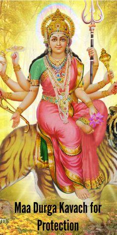 Maa Durga Kavach for Protection