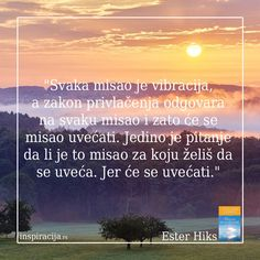 #inspiracija Ester Hiks: Vrhunac udruženog stvaranja #vibracija #privlačenje