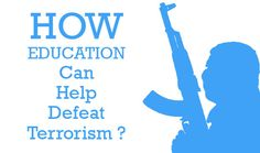 Education is the Key for Peace in the World. Education for Peace.