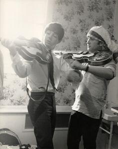 ~ Paul McCartney & John Lennon, 1963 ~