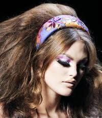 Image result for 70's disco makeup and hair
