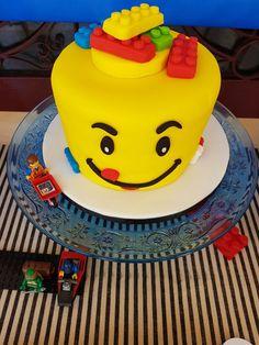 Lego them cake birthday