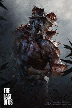 The Last of Us by Tierno Beauregard